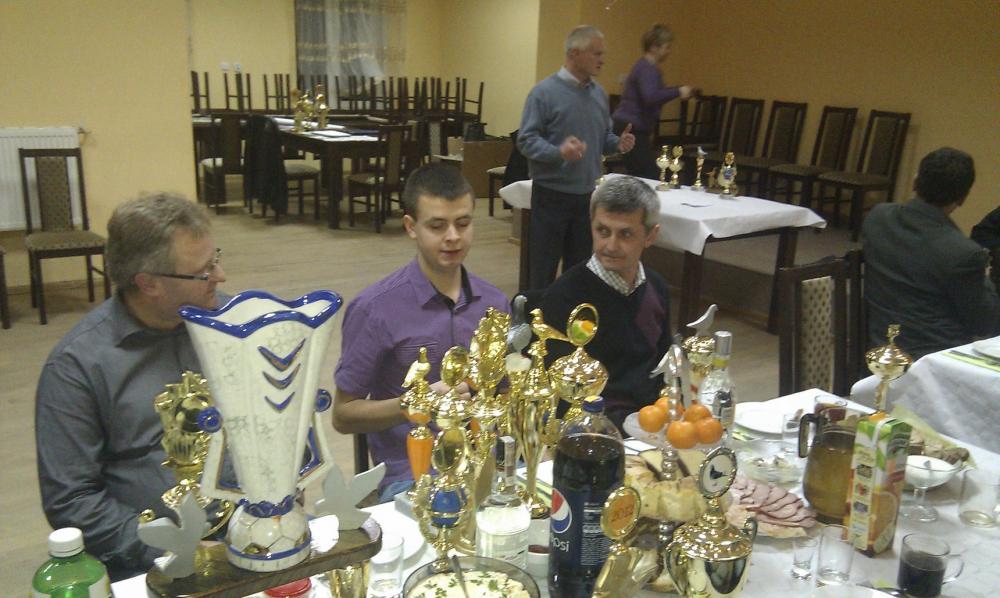 Zakończenie sezonu 2012 Sekcji Siedlisko