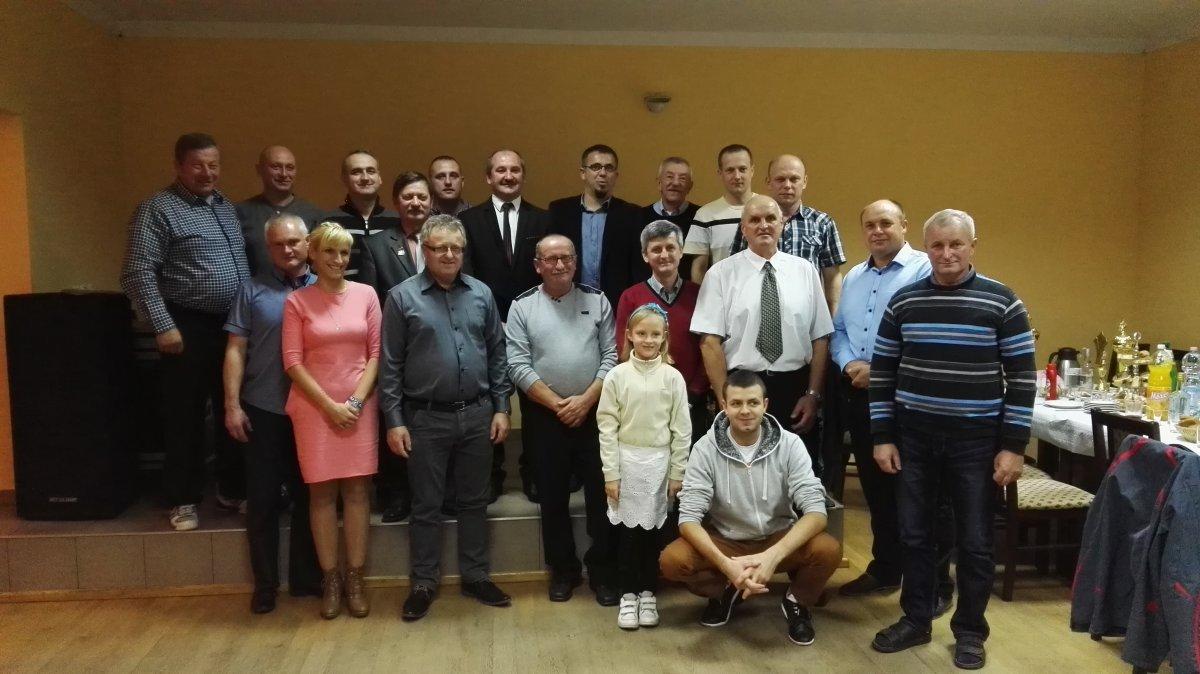 Zakończenie sezonu 2015 sekcji Siedlisko