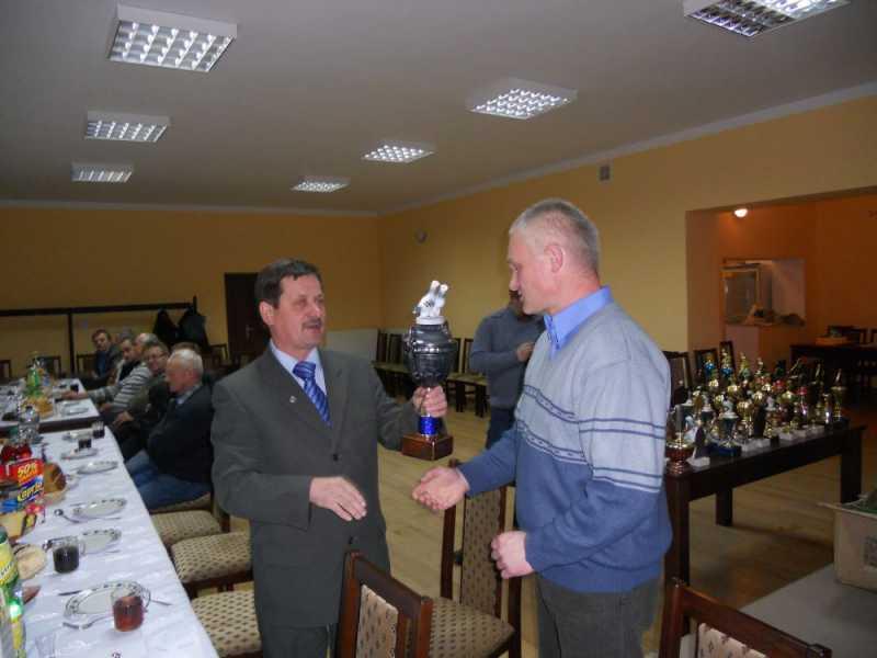Uroczyste zakończenie sezonu 2010 - Sekcja Siedlis